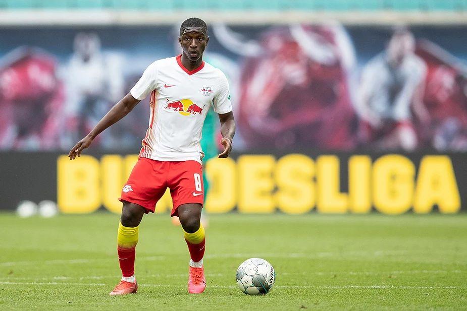 Amadou Haidara Red Bull Salzburg