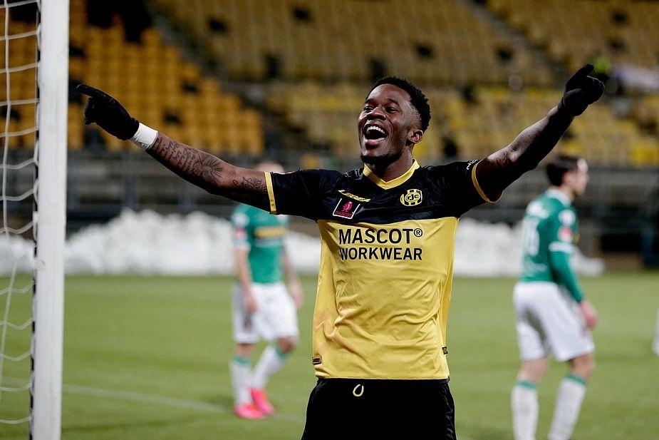 Ike Ugbo Cercle Brugge