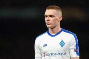Viktor Tsygankov Dynamo Kiev