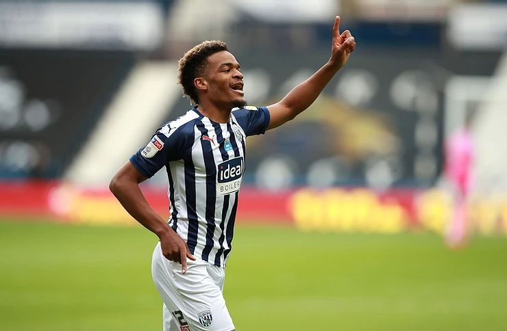 Grady Diang West Brom