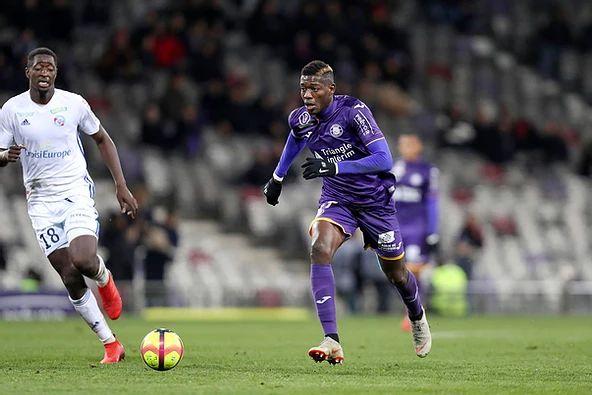 Ibrahim Sangare Toulouse
