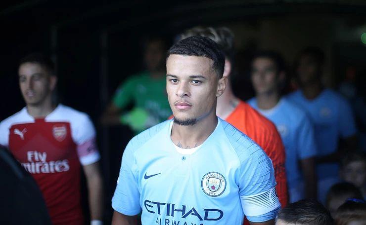 Joel Latibeaudiere Manchester City