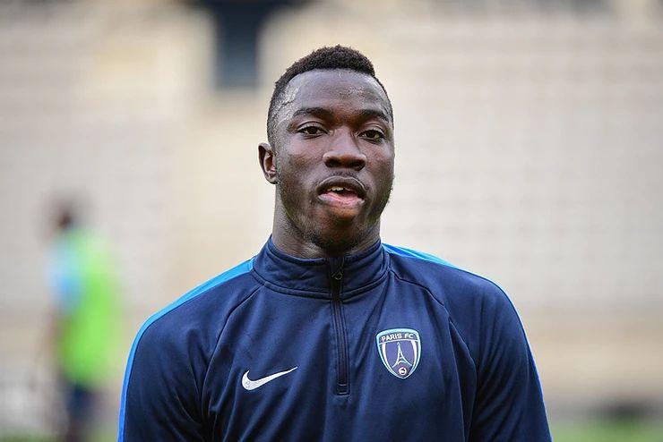 Silas Wamangituka Paris FC