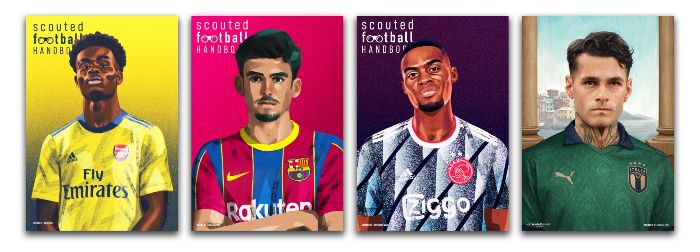 football magazine bundle