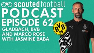 Glacdbach, Dortmund and Marco Rose Podcast Episode 62