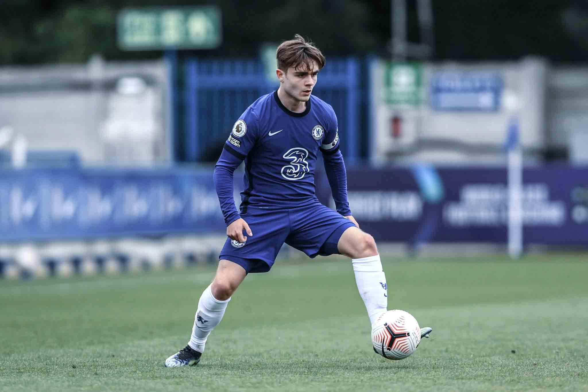 Lewis Bate at Chelsea