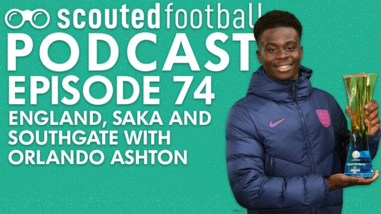 England, Southgate and Saka Podcast Episode 74