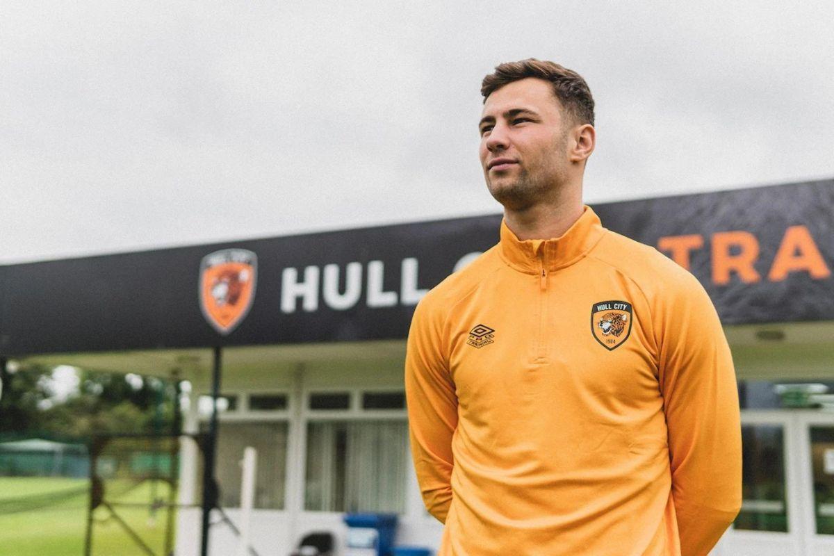 Nathan Baxter at Hull City